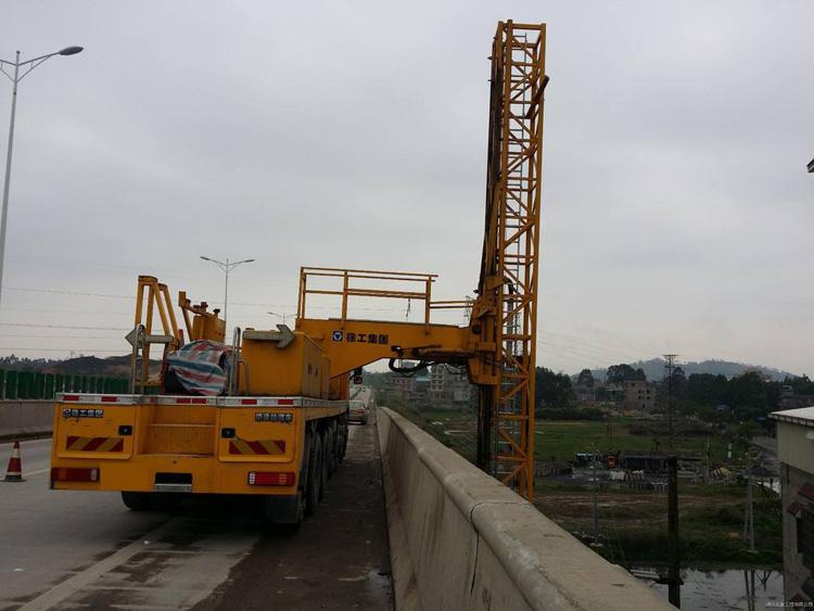 达州桥梁检修车租赁哪家性价比高