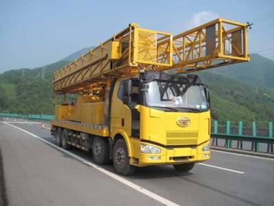绵阳桥梁检测作业车租赁价格升合升一条龙服务